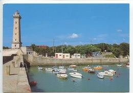 Saint Georges De Didonne :  Le Port Et Le Phare (n°33) - Saint-Georges-de-Didonne