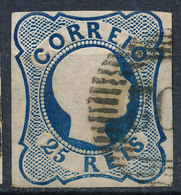 Stamp Portugal 1855-56 25r Used Lot#18 - Used Stamps