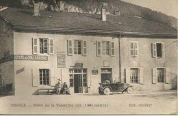 Mijoux - Hôtel De La Valserine (alt. 1.000m) - France