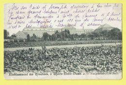 * Wavre Notre Dame - Sint Katelijne Waver (Antwerpen) * (nr 2) Etablissement Des Ursulines, Vue Générale, Coté Sud - Sint-Katelijne-Waver