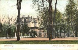 62226891 Strassburg Elsass Partie Aus Dem Contades / Strasbourg /Arrond. De Stra - Frankreich