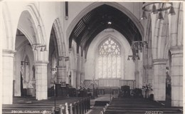 CHILHAM CHURCH INTERIOR - England