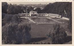 "Carte Photo - Piscine  ""Wetzlarbad"" - Circulé - Eupen"