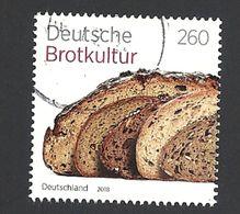 Deutschland, 2018, Mi.-Nr. 3355, Gestempelt - BRD
