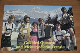 2242-  Goldried Quintett Und Meisterjodlerin Franzi / Matrei - Musik