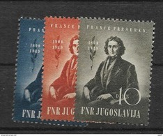 1949 MNH Joegoslavië, Postfris** - 1945-1992 République Fédérative Populaire De Yougoslavie