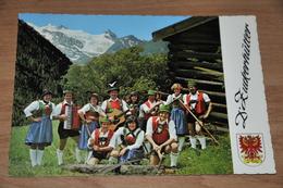 2244-  Trachengruppe, D'Zuckerhùtler Tirol - Musik
