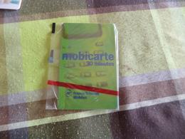 Télécarte Mobicarte 30 Minutes Sous Blister - Per Cellulari (ricariche)