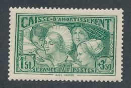 BZ-109: FRANCE: Lot Avec N°269** (pts Dans La Gomme) - France