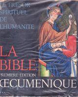 La Bible, Première édition Oecuménique, 3 Vol. - Books, Magazines, Comics