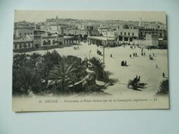 SOUSSE  PLACE PICHON - Túnez