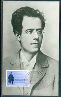 Pays Bas - Carte Maximum 1995 - Mahler - Cartoline Maximum