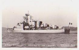 Aviso        239        Aviso Escorteur DOUDART DE LAGREE - Warships