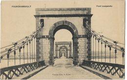 Fourchambault - Pont Suspendu - Altri Comuni