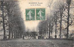 80-MAUREPAS- LE JEU DE PAUME - France