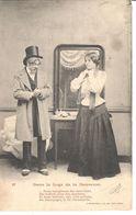Dans La Loge De La Danseuse - CPA - Edition P. Helmlinger - Danse