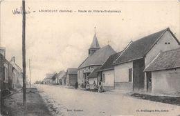 80-ABANCOURT- ROUTE DE VILLIERS-BRETONNEUX - France