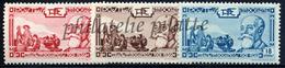 -Indochine 199/201** - Indochine (1889-1945)