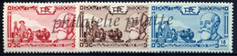 -Indochine 199/201** - Indochina (1889-1945)