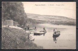 54-Pagny-sur-Moselle, La Moselle, Passage Du Bac - Other Municipalities