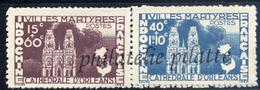 -Indochine 292/93** - Indochina (1889-1945)