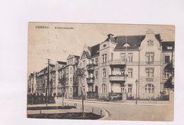 CPA DESSAU, Erbprinzenstrabe En 1920! - Dessau