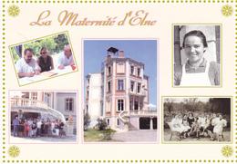66 LA MATERNITE D'ELNE / MULTIVUES - Elne
