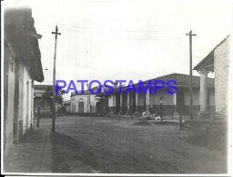 92261 PARAGUAY HELP VISTA DE LA CALLE STREET PHOTO NO POSTAL POSTCARD - Paraguay