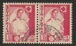 South Africa 1941. 1d Carmine. SACC 88. SG 89. - Gebruikt