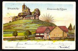 DABO (Moselle)  - Gruss Aus Den Vogesen - Dabo