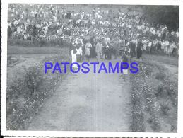 92270 PARAGUAY HELP POLITICA PRESIDENTE MORINIGO PARADE PHOTO NO POSTAL POSTCARD - Paraguay