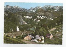 74 Haute Savoie Vailly Chalets Du Feu Et Le Mont Billiat 1971 - France