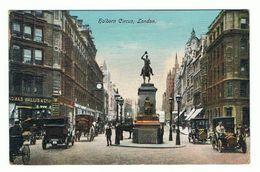 LONDON:  HOLBORN  CIRCUS  -  TO  GERMANY  -  FP - London Suburbs