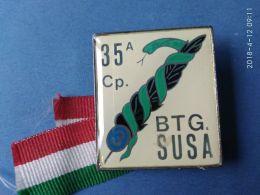 Alpini  35 Btg Susa - Italia
