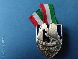 Alpini  El Camors 66° - Italia