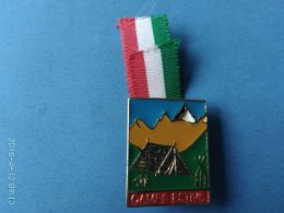 Alpini  Campo Estivo - Italia