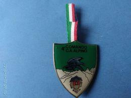 Alpini 4° Comando C.a. Alpino - Italia