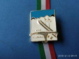 Alpini Campo Invernale - Italia