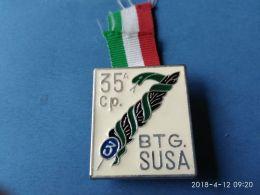 Alpini 35° Compagnia Batt. Susa - Italia