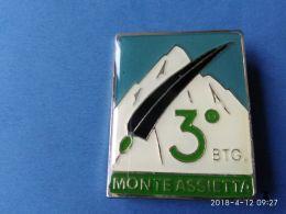 Alpini  3° Btg. Monte Asietta - Italia
