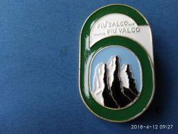 Alpini  6° Più Salgo Più Valgo - Italia