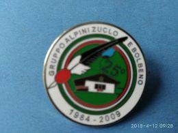 Alpini Gruppo Alpini Zuclo E  Bolbeno 25° - Italia
