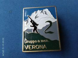 Alpini 2 Gruppo Artiglieria Da Montagna Verona - Italia