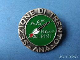 Alpini Ana Sezione Di Trento - Italia