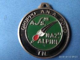 Alpini Ana Sezione Di Povo -TN- - Italia