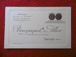 BOUZANQUET & ALLIER VITICULTEUR A VAUVERT & MARSILLARGUES - France