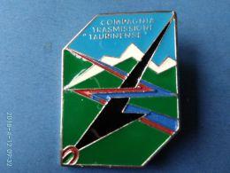 Alpini  Comando Trasmissioni Taurinense - Italia