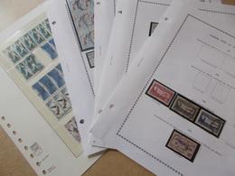 FRANCE Lot De Poste Aerienne Obl. Ou Neufs ** Cote 330 € - Verzamelingen (in Albums)