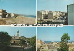 Saluti Da Pietrapaola Mare (CS) - Cosenza