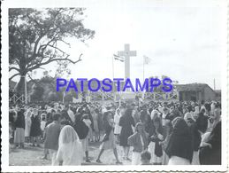92278 PARAGUAY HELP COSTUMES PROCESSION PHOTO NO POSTAL POSTCARD - Paraguay